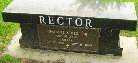 RECTOR, CHARLES - Montgomery County, Ohio | CHARLES RECTOR - Ohio Gravestone Photos