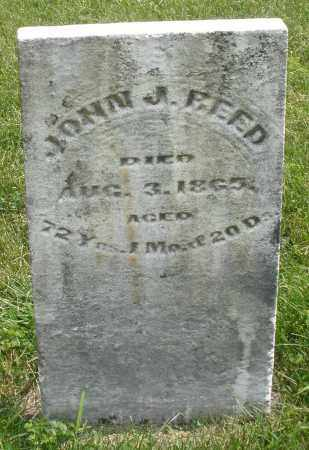 REED, JOHN J. - Montgomery County, Ohio | JOHN J. REED - Ohio Gravestone Photos