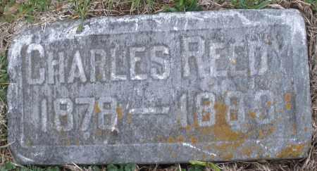 REEDY, CHARLES - Montgomery County, Ohio | CHARLES REEDY - Ohio Gravestone Photos