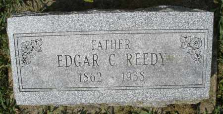 REEDY, EDGAR C. - Montgomery County, Ohio | EDGAR C. REEDY - Ohio Gravestone Photos