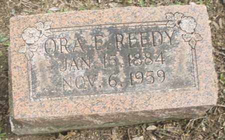 REEDY, ORA - Montgomery County, Ohio | ORA REEDY - Ohio Gravestone Photos