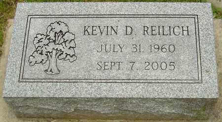 REILICH, KEVIN D - Montgomery County, Ohio | KEVIN D REILICH - Ohio Gravestone Photos