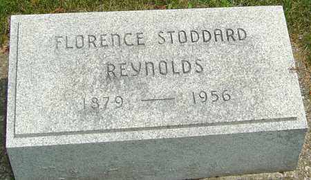 REYNOLDS, FLORENCE - Montgomery County, Ohio | FLORENCE REYNOLDS - Ohio Gravestone Photos