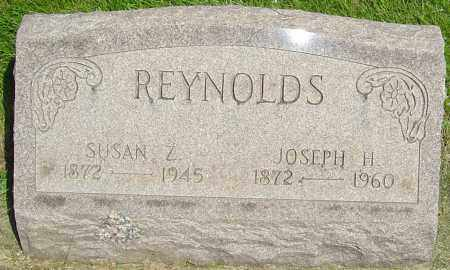 REYNOLDS, SUSAN - Montgomery County, Ohio | SUSAN REYNOLDS - Ohio Gravestone Photos