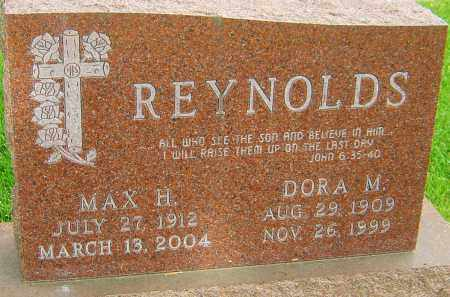 REYNOLDS, DORA M - Montgomery County, Ohio | DORA M REYNOLDS - Ohio Gravestone Photos