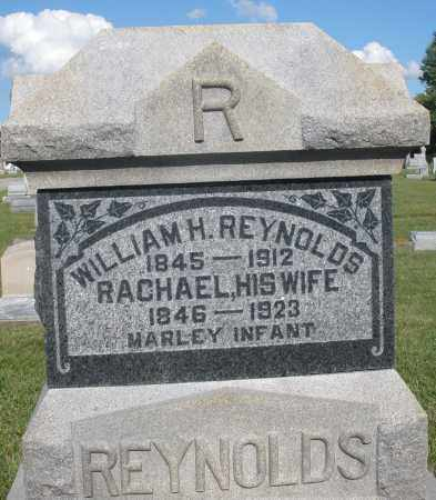 REYNOLDS, RACHAEL - Montgomery County, Ohio | RACHAEL REYNOLDS - Ohio Gravestone Photos