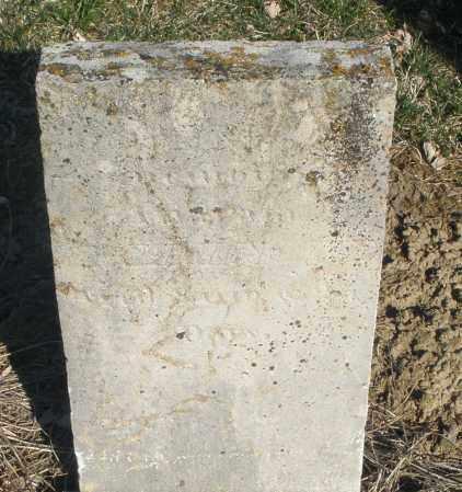 RIDENOUR, AWARTA - Montgomery County, Ohio | AWARTA RIDENOUR - Ohio Gravestone Photos