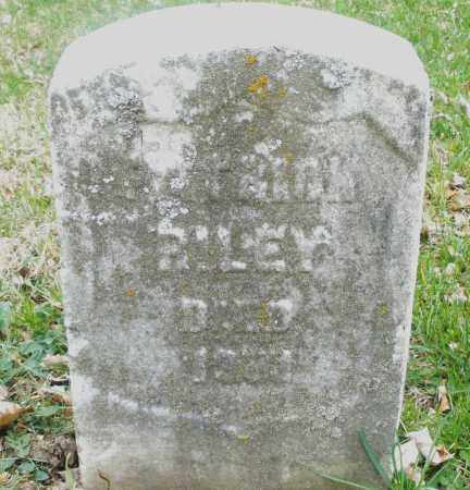 RILEY, PATRICK - Montgomery County, Ohio | PATRICK RILEY - Ohio Gravestone Photos