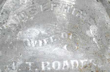 ROADES/RHOADES, JOSEPHINE - Montgomery County, Ohio | JOSEPHINE ROADES/RHOADES - Ohio Gravestone Photos