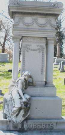 ROBERTS, MONUMENT - Montgomery County, Ohio   MONUMENT ROBERTS - Ohio Gravestone Photos
