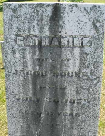 ROCKEY, CATHARINE - Montgomery County, Ohio | CATHARINE ROCKEY - Ohio Gravestone Photos