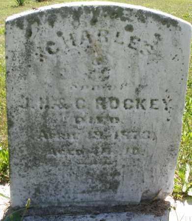 ROCKEY, CHARLES - Montgomery County, Ohio | CHARLES ROCKEY - Ohio Gravestone Photos