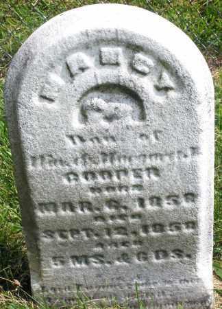ROOPER, NANCY - Montgomery County, Ohio   NANCY ROOPER - Ohio Gravestone Photos