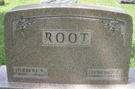 ROOT, FLORENCE L. - Montgomery County, Ohio | FLORENCE L. ROOT - Ohio Gravestone Photos