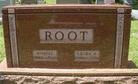 ROOT, LAURA A. - Montgomery County, Ohio | LAURA A. ROOT - Ohio Gravestone Photos