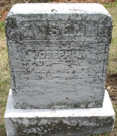 ROSELL, JOSEPH L. - Montgomery County, Ohio | JOSEPH L. ROSELL - Ohio Gravestone Photos