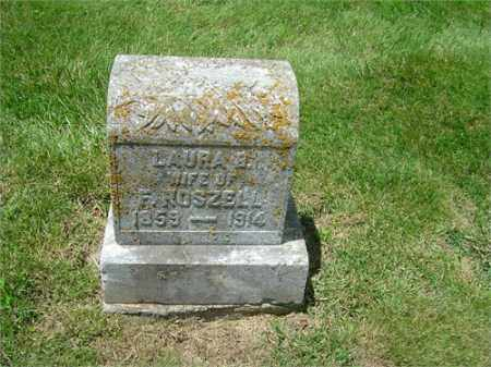 ROSZELL, LAURA BELLE - Montgomery County, Ohio | LAURA BELLE ROSZELL - Ohio Gravestone Photos