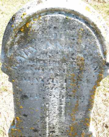RUBY, MARY ANN - Montgomery County, Ohio | MARY ANN RUBY - Ohio Gravestone Photos