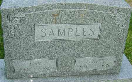 SAMPLES, MAY - Montgomery County, Ohio | MAY SAMPLES - Ohio Gravestone Photos