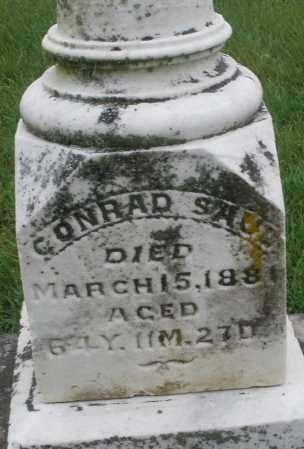 SAUL, CONRAD - Montgomery County, Ohio | CONRAD SAUL - Ohio Gravestone Photos