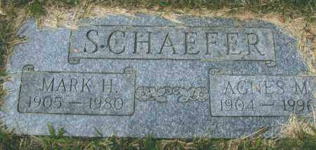SCHAEFER, MARK H. - Montgomery County, Ohio | MARK H. SCHAEFER - Ohio Gravestone Photos