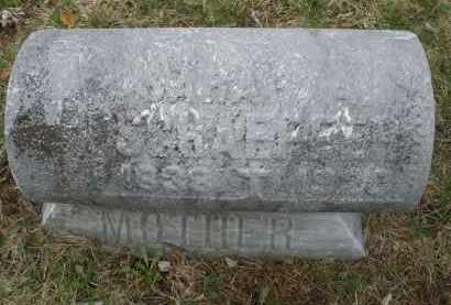 SCHAEFFER, SARAH - Montgomery County, Ohio | SARAH SCHAEFFER - Ohio Gravestone Photos
