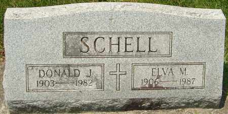 SULLIVAN SCHELL, ELVA MAY - Montgomery County, Ohio | ELVA MAY SULLIVAN SCHELL - Ohio Gravestone Photos