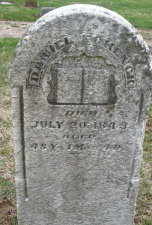 SCHENCK, DANIEL - Montgomery County, Ohio | DANIEL SCHENCK - Ohio Gravestone Photos