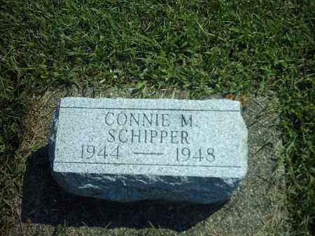 SCHIPPER, CONNIE M. - Montgomery County, Ohio   CONNIE M. SCHIPPER - Ohio Gravestone Photos
