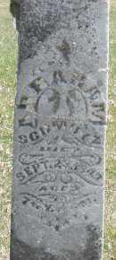 SCHMUTZ, ABRAHAM - Montgomery County, Ohio | ABRAHAM SCHMUTZ - Ohio Gravestone Photos