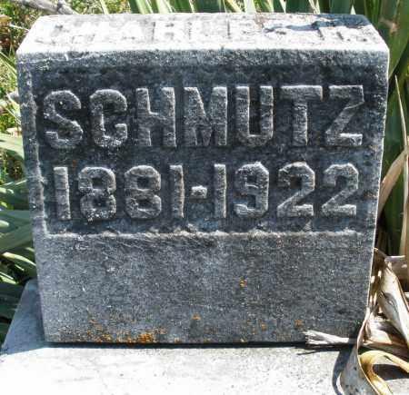 SCHMUTZ, CHARLES H. - Montgomery County, Ohio | CHARLES H. SCHMUTZ - Ohio Gravestone Photos