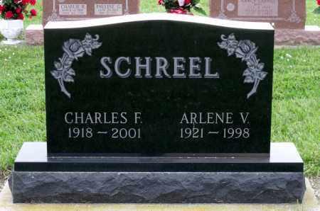 SCHREEL, ARLENE V. - Montgomery County, Ohio | ARLENE V. SCHREEL - Ohio Gravestone Photos