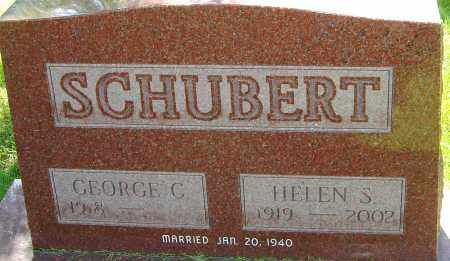 LUCAS SCHUBERT, HELEN - Montgomery County, Ohio | HELEN LUCAS SCHUBERT - Ohio Gravestone Photos