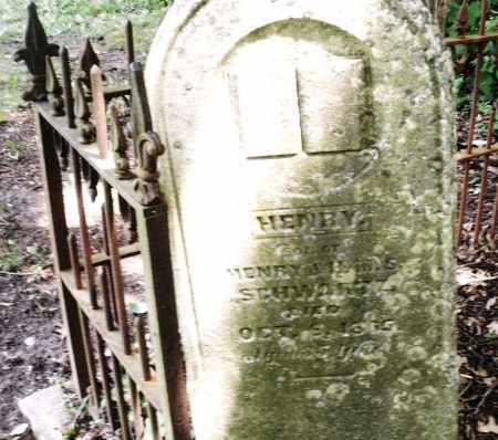 SCHWARTZ, HENRY - Montgomery County, Ohio | HENRY SCHWARTZ - Ohio Gravestone Photos