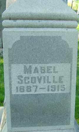 KELSEY SCOVILLE, MABEL - Montgomery County, Ohio | MABEL KELSEY SCOVILLE - Ohio Gravestone Photos