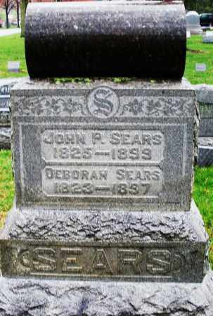 SEARS, JOHN P. - Montgomery County, Ohio | JOHN P. SEARS - Ohio Gravestone Photos