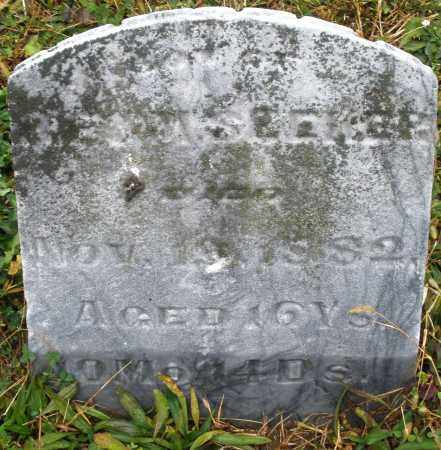 SEEKER, SON - Montgomery County, Ohio | SON SEEKER - Ohio Gravestone Photos