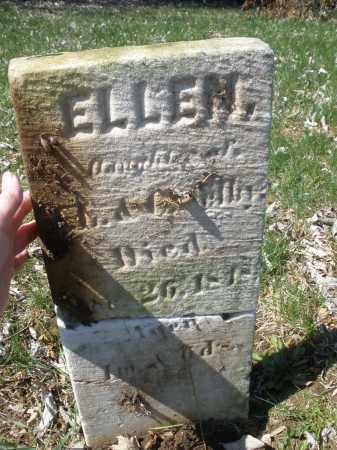 SELBY, ELLEN - Montgomery County, Ohio | ELLEN SELBY - Ohio Gravestone Photos