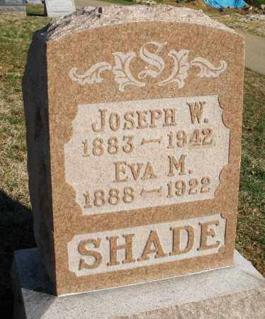 SHADE, EVA M. - Montgomery County, Ohio | EVA M. SHADE - Ohio Gravestone Photos