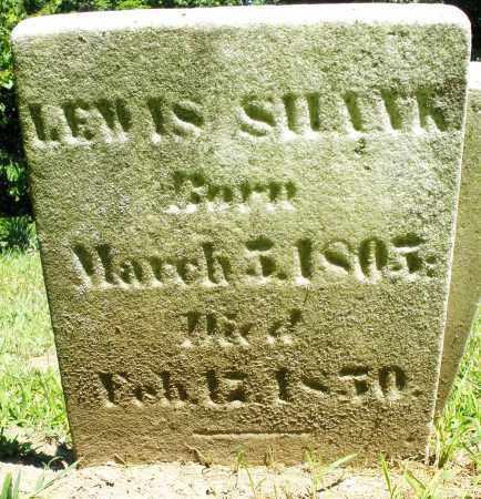 SHANK, LEWIS - Montgomery County, Ohio | LEWIS SHANK - Ohio Gravestone Photos