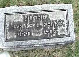 SHANK, MYRTLE C. - Montgomery County, Ohio | MYRTLE C. SHANK - Ohio Gravestone Photos