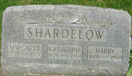 SHARDELOW, KATHERINE - Montgomery County, Ohio | KATHERINE SHARDELOW - Ohio Gravestone Photos