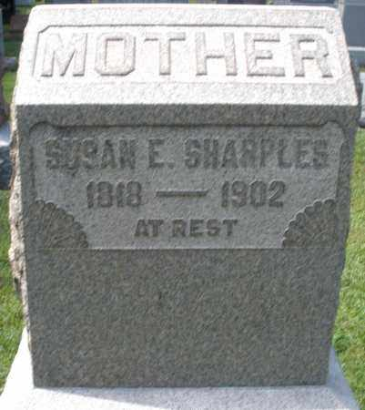 SHARPLES, SUSAN E. - Montgomery County, Ohio | SUSAN E. SHARPLES - Ohio Gravestone Photos