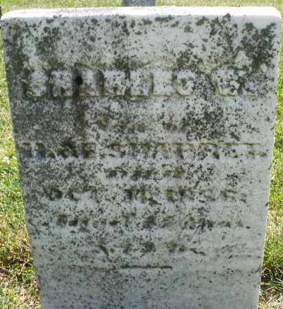 SHARRET, CHARLES W. - Montgomery County, Ohio   CHARLES W. SHARRET - Ohio Gravestone Photos
