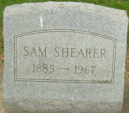 SHEARER, SAM - Montgomery County, Ohio | SAM SHEARER - Ohio Gravestone Photos