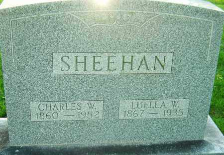 SHEEHAN, CHARLES WARREN - Montgomery County, Ohio | CHARLES WARREN SHEEHAN - Ohio Gravestone Photos