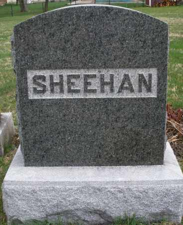 SHEEHAN, MONUMENT - Montgomery County, Ohio | MONUMENT SHEEHAN - Ohio Gravestone Photos