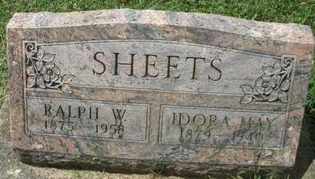 SHEETS, IDORA MAY - Montgomery County, Ohio | IDORA MAY SHEETS - Ohio Gravestone Photos
