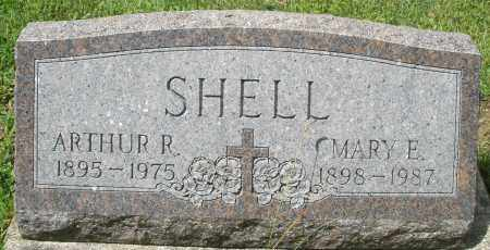 SHELL, ARTHUR R. - Montgomery County, Ohio | ARTHUR R. SHELL - Ohio Gravestone Photos