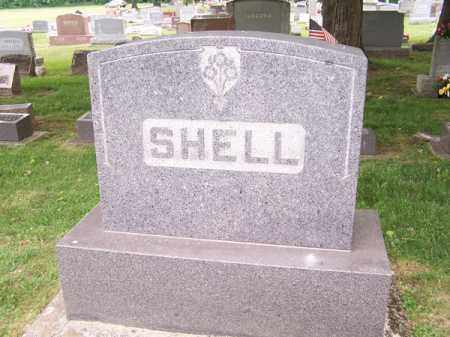 SHELL, JOHN A - Montgomery County, Ohio | JOHN A SHELL - Ohio Gravestone Photos